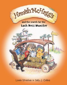 Hamish McHaggis : and the Search for the Loch Ness Monster, Paperback Book