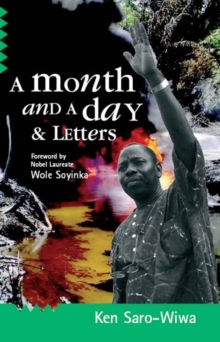 A Month And A Day : & Letters, Paperback / softback Book