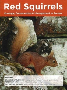 Red Squirrels: Ecology, Conservation & Management in Europe, Paperback Book