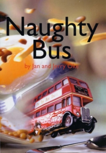 Naughty Bus, Paperback Book
