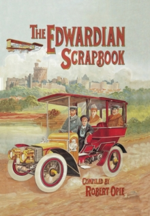 Edwardian Scrapbook, Hardback Book