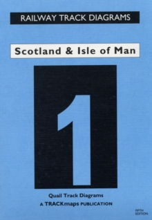 Scotland and Isle of Man : Quail Track Diagrams Bk. 1, Paperback Book