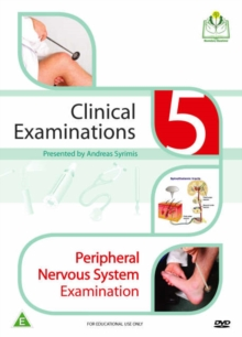 Peripheral Nervous System Examination, DVD Book