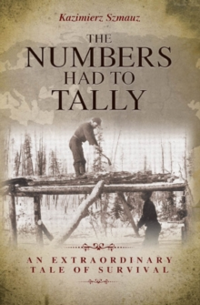 The Numbers Had to Tally, Paperback Book