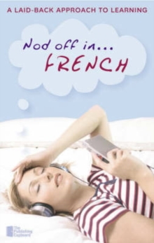 Nod Off in French : A Laid-back Approach to Learning, Mixed media product Book