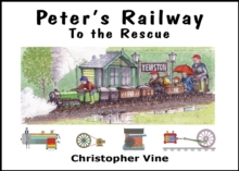 Peter's Railway to the Rescue, Hardback Book