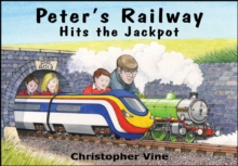 Peter's Railway Hits the Jackpot, Hardback Book