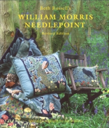 Beth Russell's William Morris Needlepoint, Hardback Book