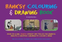 Banksy Colouring & Drawing Book, Paperback / softback Book