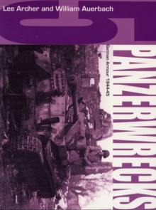 Panzerwrecks 5 : German Armour 1944-45, Paperback / softback Book