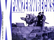 Panzerwrecks X : German Armour 1944-45, Paperback Book