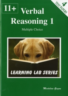 11+ Practice Papers : Verbal Reasoning Multiple Choice Bk. 1, Paperback Book