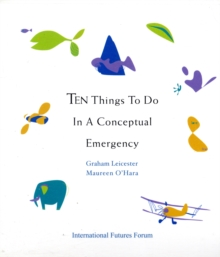 Ten Things to Do in a Conceptual Emergency, Paperback / softback Book