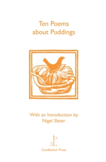 Ten Poems About Puddings, Pamphlet Book