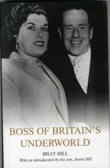 Boss of Britain's Underworld., Hardback Book