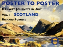 Railway Journeys in Art Volume 1: Scotland : 1, Hardback Book