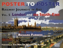 Railway Journeys in Art : London and the South East, Hardback Book