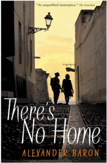There's No Home, Paperback Book