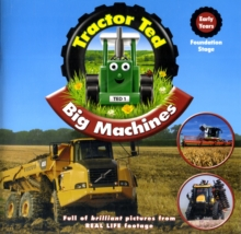 Tractor Ted Big Machines, Paperback / softback Book