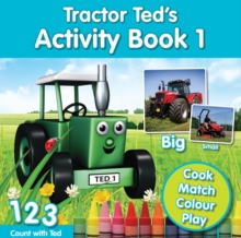 Tractor Ted's Activity Book : 1, Paperback Book