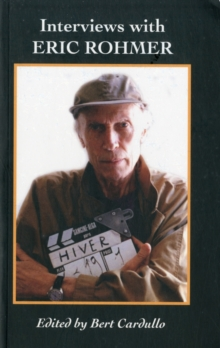 Interviews with Eric Rohmer, Paperback Book