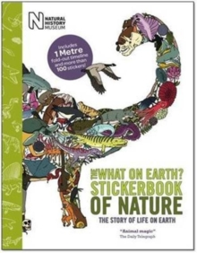 The Nature Timeline Stickerbook, Paperback / softback Book