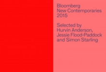 Bloomberg New Contemporaries 2015, Paperback Book