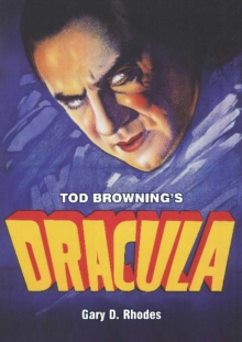 Tod Browning's Dracula, Paperback Book
