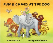 Fun and Games at the Zoo, Paperback Book