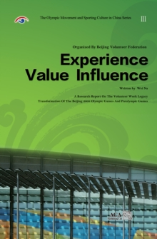 Experience, Value, Influence, PDF eBook