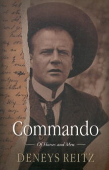 Commando : Of Horses and Men, Paperback Book