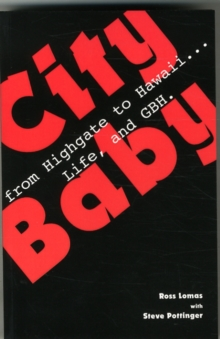 City Baby, Paperback / softback Book