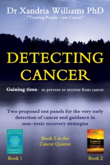 Detecting Cancer, Paperback Book