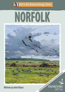Best Birdwatching Sites: Norfolk, Paperback Book