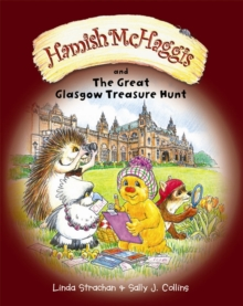 Hamish McHaggis and the Great Glasgow Treasure Hunt, Paperback Book