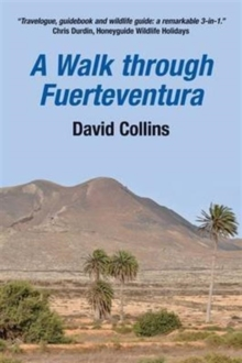 A Walk Through Fuerteventura, Paperback Book