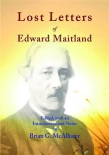 Lost Letters of Edward Maitland, Paperback Book