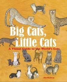 Big Cats, Little Cats : A Visual Guide to the World's Cats, Hardback Book