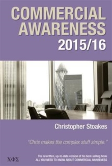 Commercial Awareness 2015/16, Paperback Book