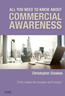 All You Need To Know About Commercial Awareness, Paperback / softback Book