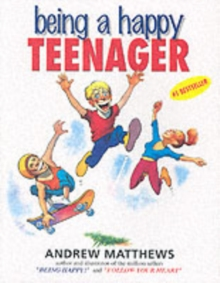 Being a Happy Teen, Paperback Book