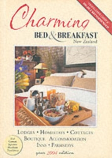 Charming Bed and Breakfast in New Zealand, Paperback Book