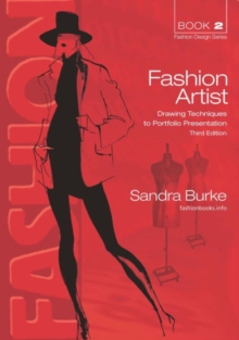 Fashion Artist, Paperback Book