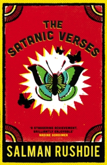 The Satanic Verses, Paperback / softback Book
