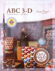 ABC 3-D Tumbling Blocks... and More!, Paperback Book