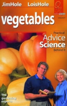 Vegetables : Practical Advice and the Science Behind It, Paperback Book