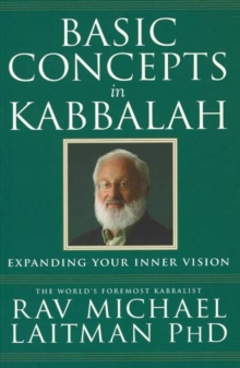 Basic Concepts in Kabbalah, Paperback / softback Book