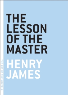 The Lesson Of The Master, Paperback / softback Book