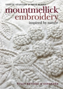 Mountmellick Embroidery : Inspired by Nature, Paperback / softback Book
