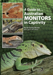 A Guide to Australian Monitors in Captivity, EPUB eBook